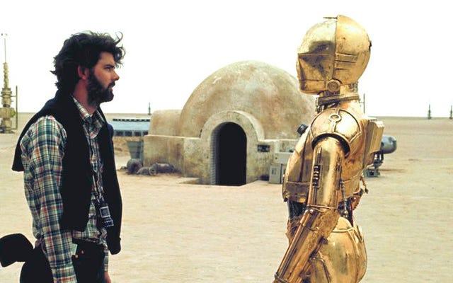 Tiểu sử về George Lucas quá hạn là một bài đọc hấp dẫn về những điều bạn đã biết