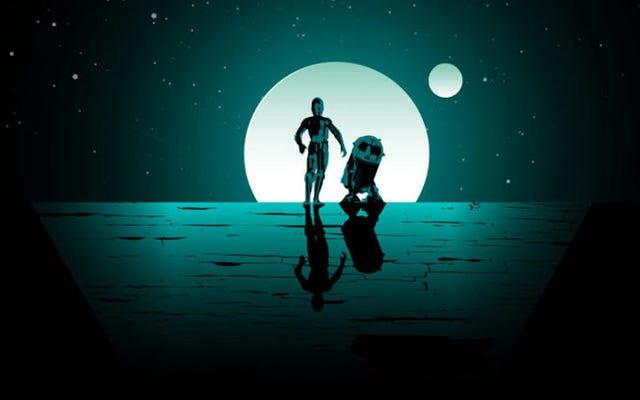 新しいアンソロジーは、スターウォーズの宇宙のすべてのインチを探索します