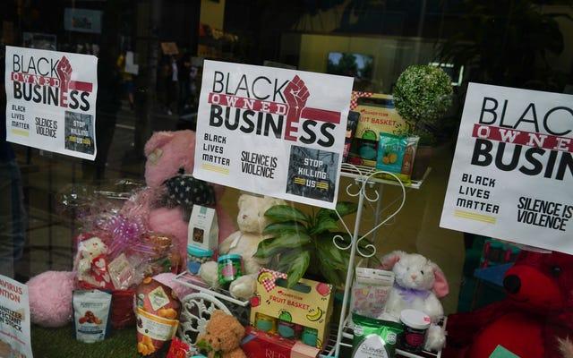 Se espera que el coronavirus acabe con el 40 por ciento de las empresas de propiedad negra