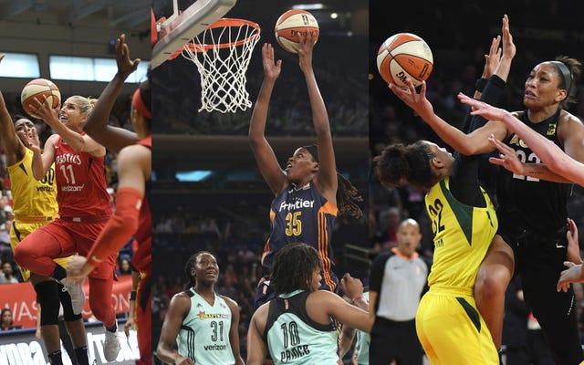 Pratinjau Yang Baik Dan Cerdas Dari Musim WNBA 2019 Terbuka Lebar