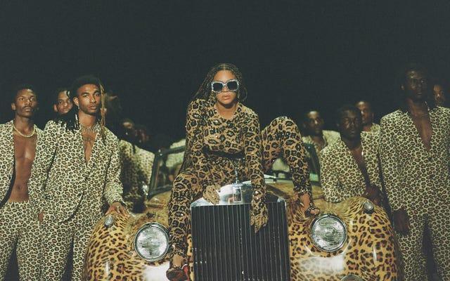 Black Is King de Beyoncé est une célébration sans entraves du noir