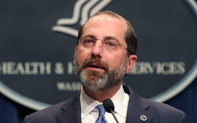 連邦政府は、不十分なギアに関する内部告発者の主張に調査を開始し、コロナウイルスレスポンダーのためのトレーニングを行う
