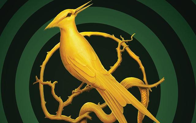 Tiểu thuyết Trò chơi đói khát tiếp theo được gọi là Bản ballad của chim sơn ca và rắn