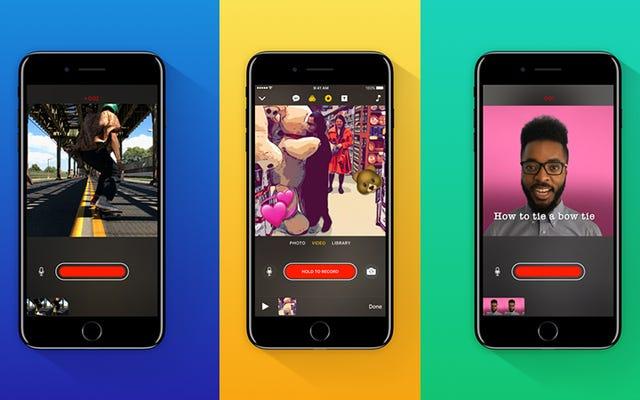 SnapchatとInstagramのDopestビデオを作成する方法