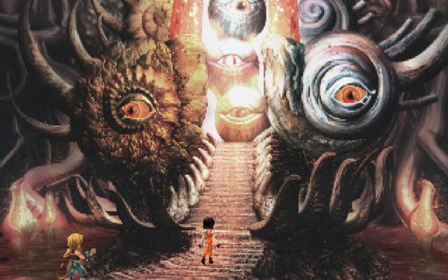 Final Fantasy IX avait des arrière-plans spectaculaires