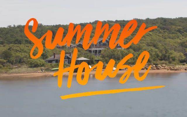 Pendant ce temps, dans les Hamptons: la maison d'été de Bravo fait face à des problèmes de permis