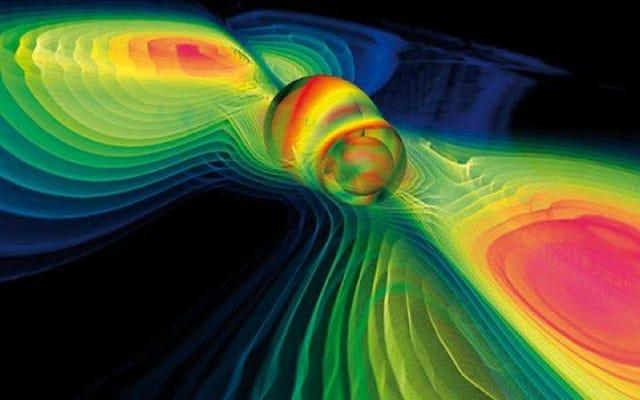 Schließlich wären Einsteins Gravitationswellen entdeckt worden