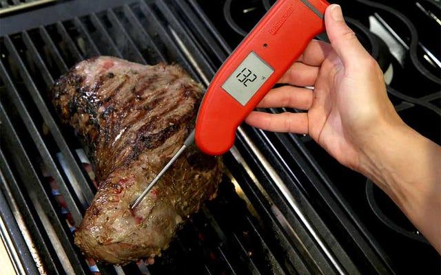 Zaoszczędź 20% na najlepszym termometrze kuchennym dzięki tej ofercie z okazji Święta Pracy