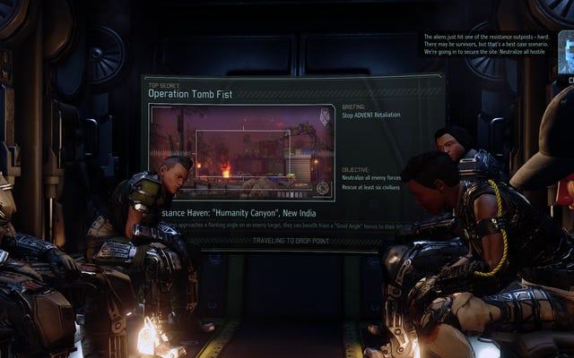 Les noms de mission aléatoires de XCOM 2 sont vraiment géniaux