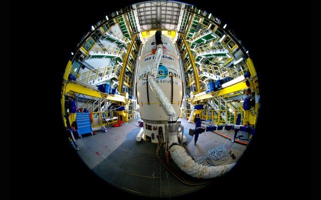 Новаторская физическая лаборатория вот-вот взорвется в космос