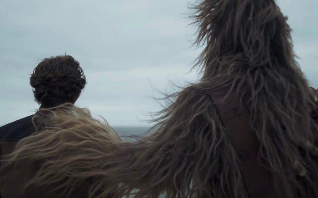 Ahora hay imágenes oficiales de Solo: una historia de Star Wars