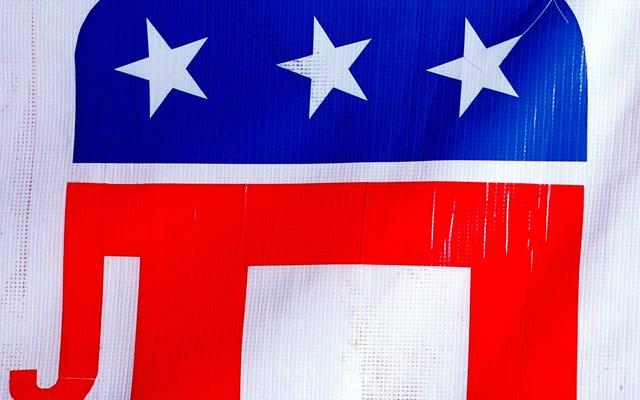今日の「水は濡れている」ニュースで共和党の偏見が増える
