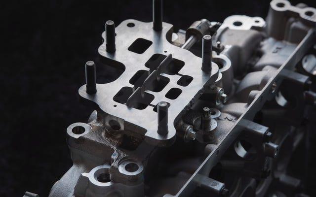 วิศวกรของ Mazda ลด Turbo Lag ในเครื่องยนต์ SkyActiv ได้อย่างไร