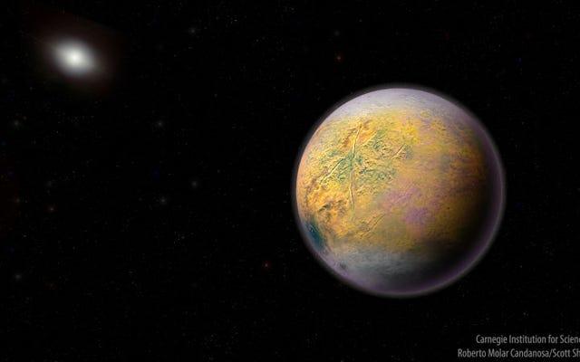 È ufficiale: c'è un nuovo pianeta nano nel Sistema Solare e gli astronomi lo conoscono come Goblin