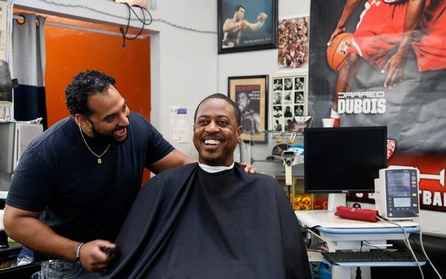 黒人男性の高血圧をカットするための鍵は理髪店にあるかもしれません