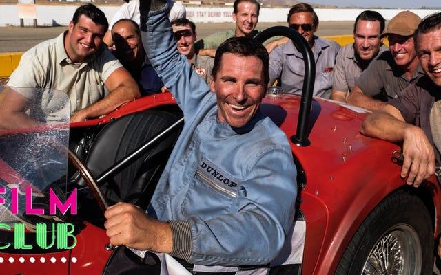 フォードVフェラーリは私たち全員から幸せなお父さんを作ります