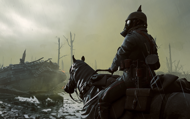 Apocalypse est l'extension finale qui convient à Battlefield 1