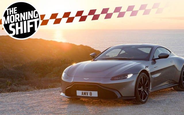 Aston Martin voleva il trattamento Tesla e per Dio, ce l'ha fatta