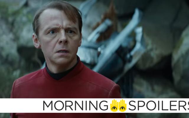 Simon Pegg myśli, że Star Trek 4 może się nigdy nie wydarzyć
