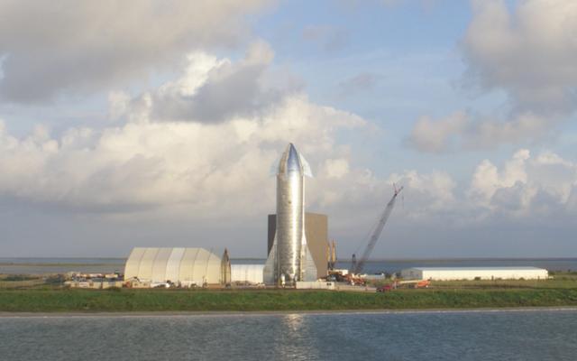 Regardez en direct: SpaceX tente un test à haute altitude de sa fusée Starship