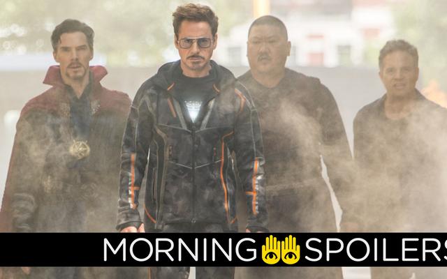 Jeszcze więcej plotek o postaciach powracających do Avengers 4