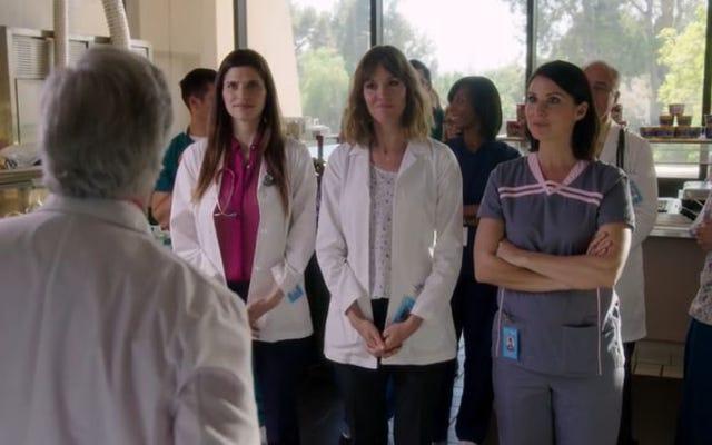 """""""Sy's Tenure"""" Çocuk Hastanesini tüm kaotik ihtişamına geri döndürüyor"""