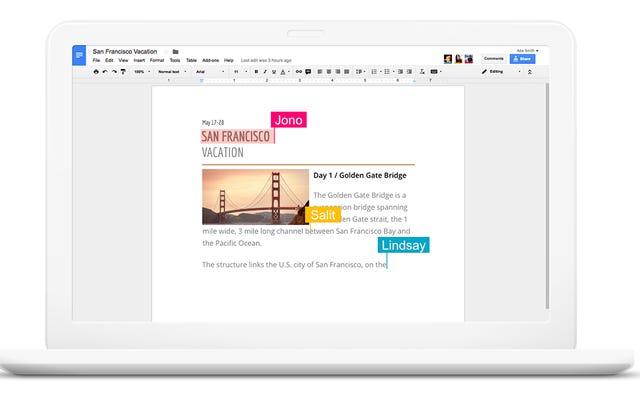 Googleのドキュメント、シート、スライドを機能させるための21のヒント