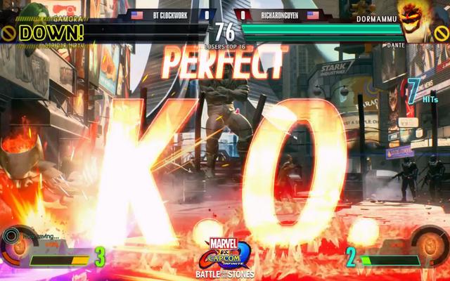 मार्वल बनाम। Capcom प्रो दिखाता है कि अनंत की तरह एक सही दौर क्या है