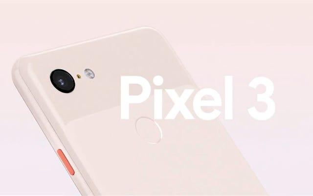 Pixel 3: tutto ciò che riguarda il grande telefono Android di Google Hope (Aggiornamento: prime impressioni)