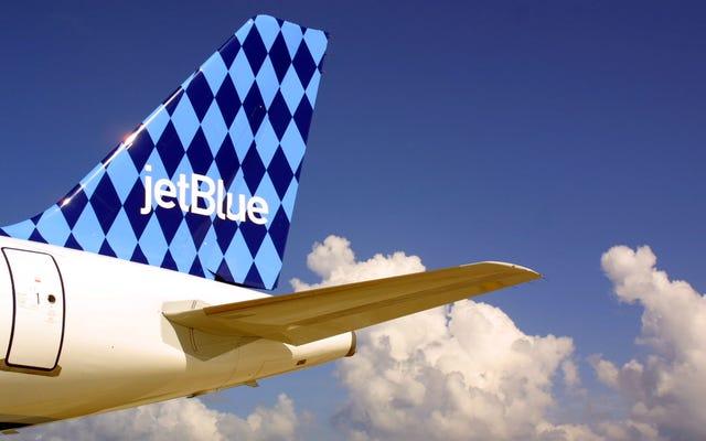 วิธีซื้อตั๋ว JetBlue เพียง $ 44