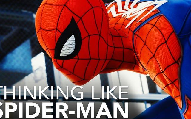 Spider-Man Marvel Mengajari Anda Berpikir Seperti Spidey