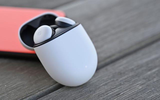 Rò rỉ gợi ý rằng Google có Pixel Buds mới và Nest Security Cam trong cửa hàng