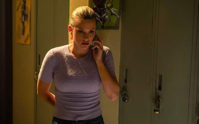Je suis peut-être mort en riant en regardant Riverdale