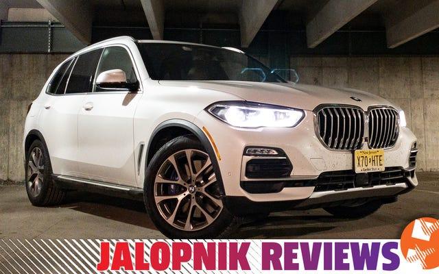 2019 BMW X5, Lüks Bir Otomobil Nasıl Hissetmeli?
