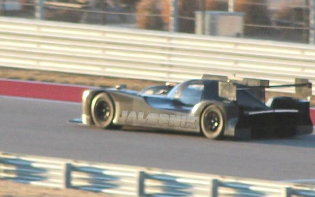 ÖZEL: Nissan'ın Ön Motorlu GT-R Le Mans Arabasını Görüp Duyun