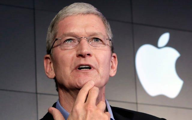 Inilah Berapa Banyak Weed Apple Dapat Membeli Dengan Tumpukan Uang $ 245 Miliar, dan Perhitungan Tidak Berguna Lainnya
