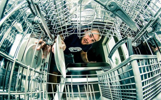 食器洗い機はハリケーンであなたの貴重品を安全に保ちません