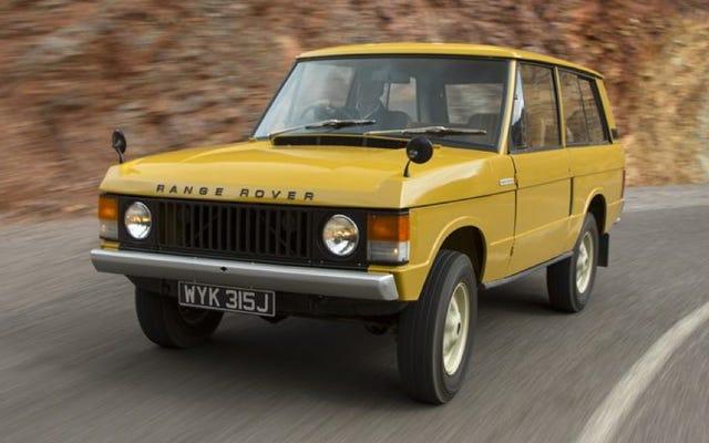 Range Rover'ın Yaratıcısı Neden Range Rover'lardan Nefret Etti