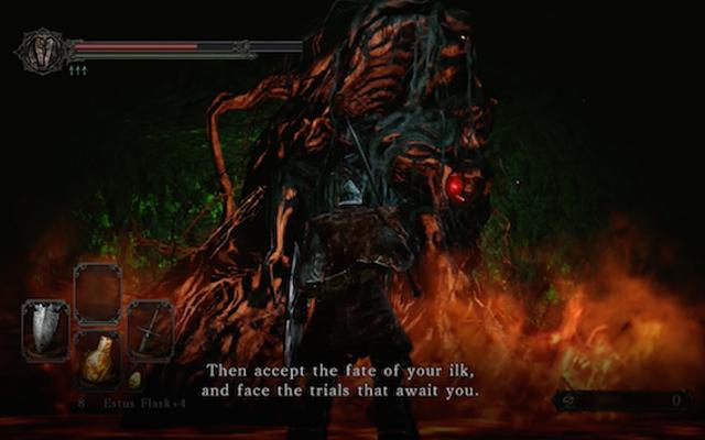 Bản vá Dark Souls II tiết lộ bí mật mới cho một trò chơi cũ