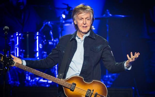 Paul McCartney bị loại khỏi Ngày hôm qua, một bộ phim về anh ấy không còn tồn tại
