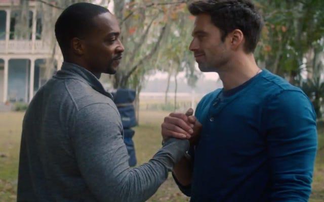 La bande-annonce Falcon and the Winter Soldier remporte le Super Bowl