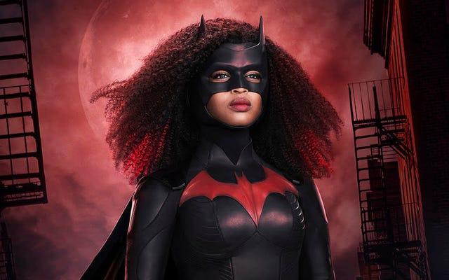Pahlawan Gotham Layak: Javicia Leslie's New Batwoman Stuns dalam Gambar Tampilan Pertama dari Musim ke-3