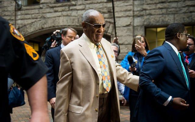 5 श्वेत जूरी सदस्य बिल कॉस्बी यौन उत्पीड़न परीक्षण के लिए चुने गए