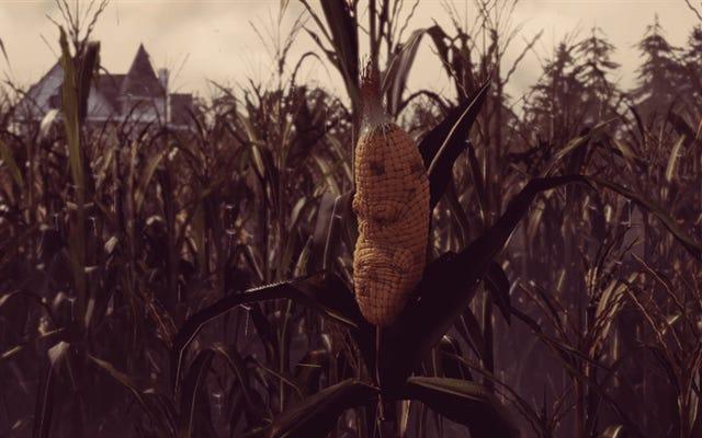 Mai più mangiare mais