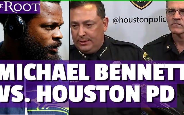 ดู: คดีแปลก ๆ Michael Bennett ต้องเผชิญกับคุกนานถึง 10 ปี