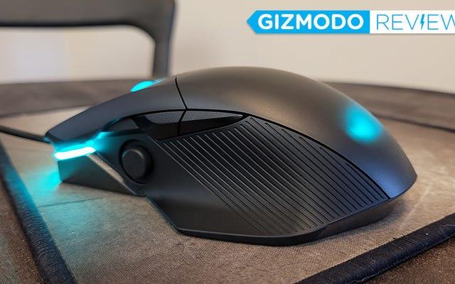 サイドボタンが嫌いなら、Asusのジョイスティックゲーミングマウスは完璧です