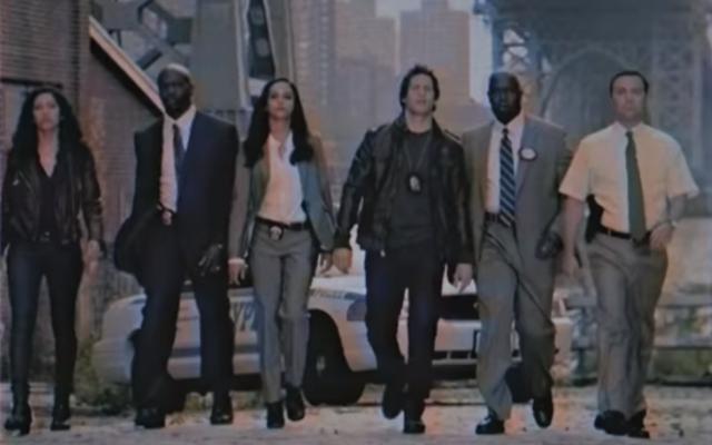 NBC đi đầy đủ những năm 80 với đoạn giới thiệu này cho sự trở lại vào tháng Hai của Brooklyn Nine-Nine