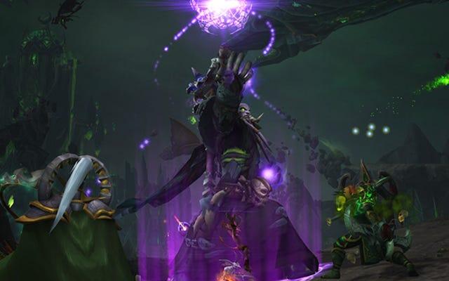 World ofWarcraftのサルゲラスの大きな墓の更新で何を期待するか