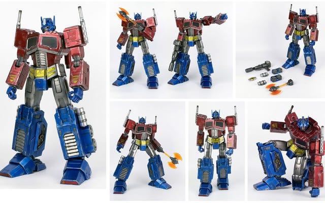 Lihatlah Gambar Transformers Ini