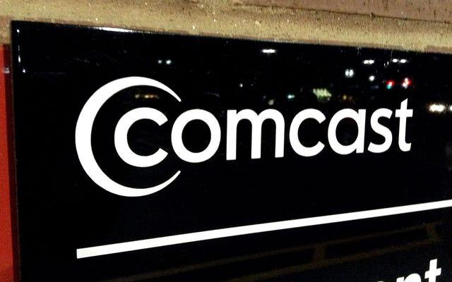 Comcastは11月1日に1TBのデータキャップをより多くの人々に展開しています